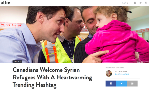 attn Syrian Refugees