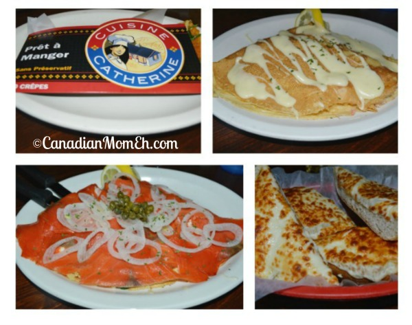 creperie catherine, mont tremblant, best crepes ever, canadianmomeh, review, restaurant review