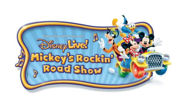 Mickey's Rockin Road Show – Characters