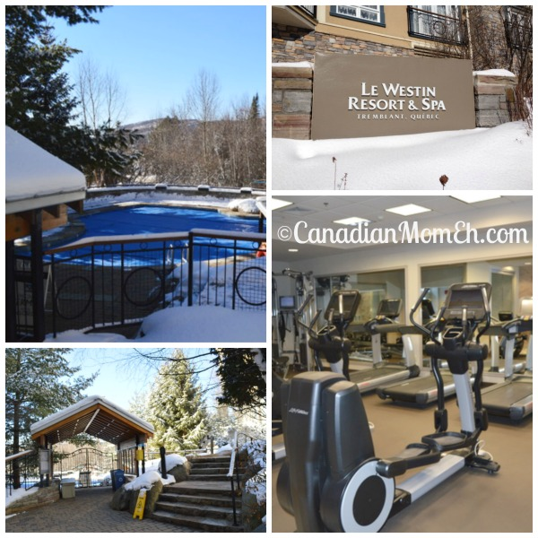 westin mont tremblant, mont tremblant, westin, where to stay in mont tremblant, skiing, spa, resort, canadianmomeh