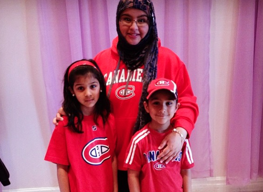 gohabsgo, canadianmomeh, montreal canadiens, influential, top canadian blogger, canadianmomeh, subban, gallagher, diversity, canadian