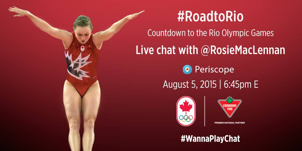 Join The Roadtorio Wannaplaychat Aug 5th 8pm