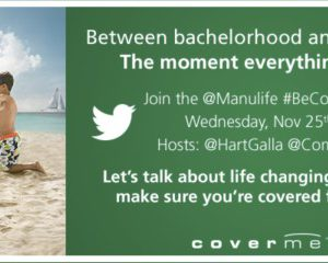 BeCovered Twitter Chat – Nov 25 2015