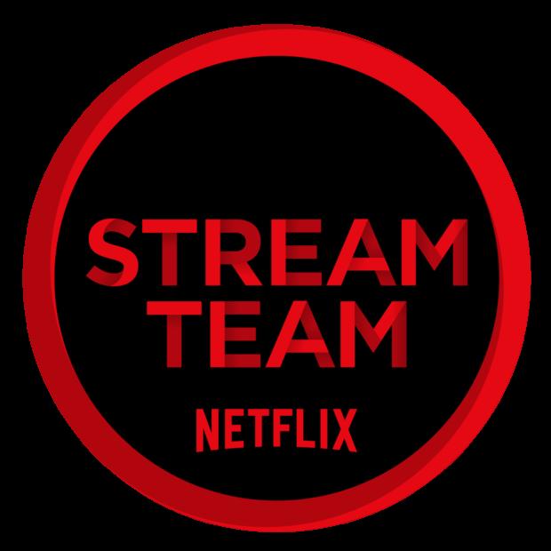 netflix, stream team
