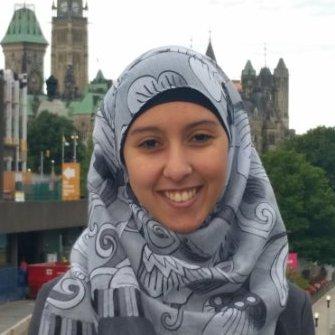 Sara Abdessamie, we day, change maker, rbc, make150count