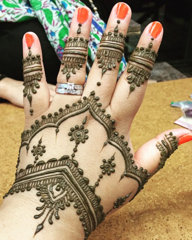 spreadjoy, sharpie, papermate, canadian blogger, mehndi, henna, art, creativity, desi, canadianmomeh