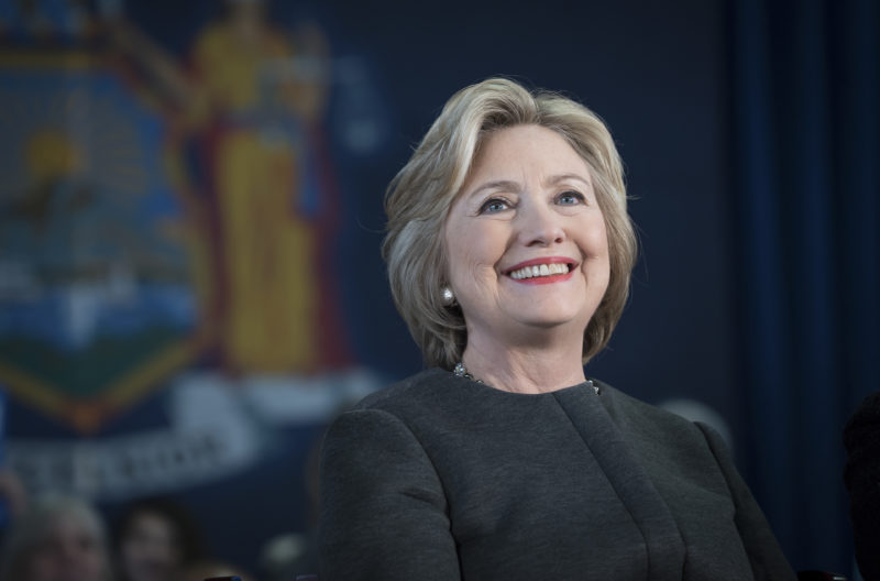 Hillary Clinton Coming Live To Montreal October 23rd