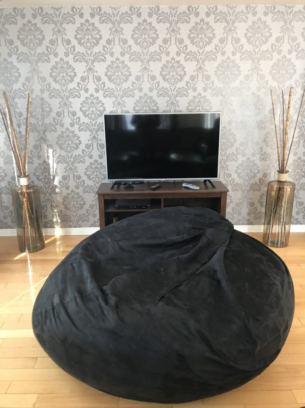 You need to know about the most awesome bean bag chair out